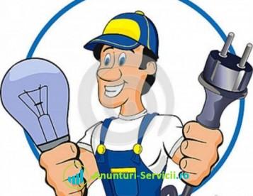 Electrician ma deplasez oriunde in Bucuresti