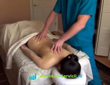 Masaj de relaxare la domiciliul pacientei