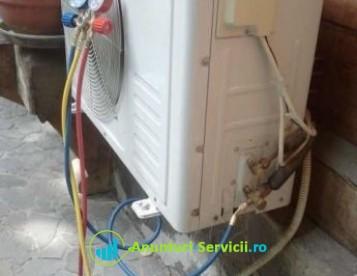 AER CONDITIONAT - reparatii, incarcare cu freon