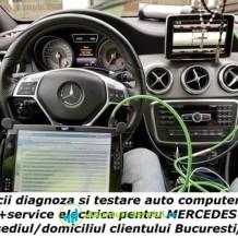Diagnoza testare tester service reparatii electrica auto la domiciliu