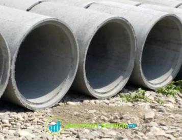 Execut puturi cu tuburi vibropresate din beton