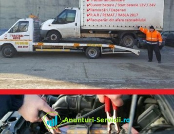 Firma Tractari Auto 24/24 Platforma