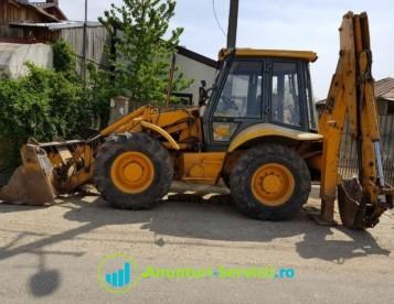 Inchiriez buldo-excavator