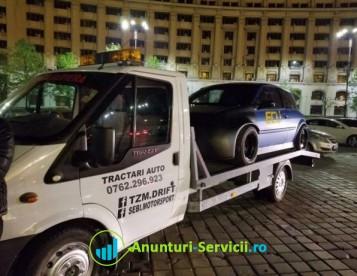 Tractari Auto TZM Non-Stop