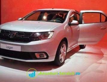Inchirieri auto 70 lei pe zi / Rent a Car Bucuresti- Dacia Logan