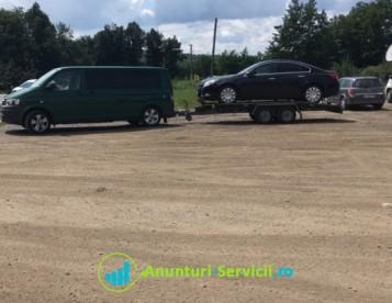Transport auto ieftin marfa persoane