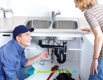 instalator sanitar non stop