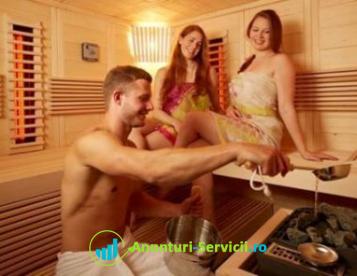 Saune la comanda profesionale, biosaune mixte, sauna de gradina