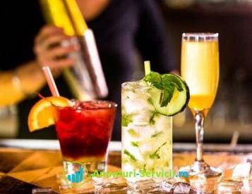 Bar mobil/Cocktail bar pentru evenimente, nunți, majorete