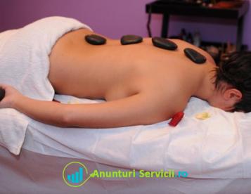 Curs perfectionare masaj cu pietre calde