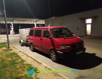 Transport Romania -Italia