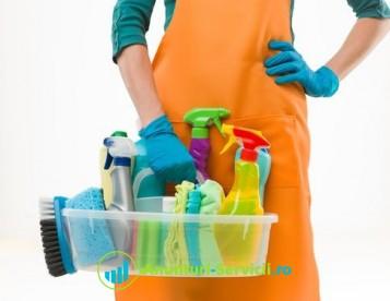 Firma de curatenie ieftina la domiciliu