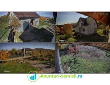 Proiectare/instalare/mentenanta sisteme supraveghere video-audio