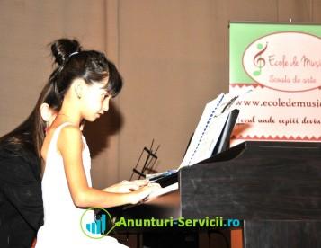 Oferim cursuri de pian; testare gratuita