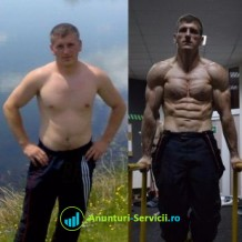 Antrenor personal/ instructor fitness/ programe nutritionale